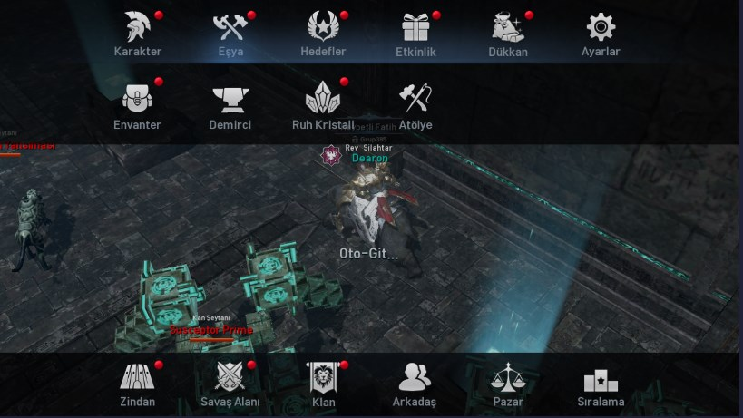 Lineage-2-Revolution-Mobil-MMORPG-Ekipman-Gelistirme-1